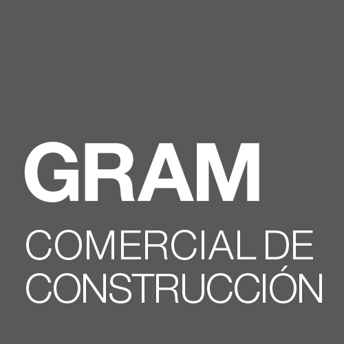 Imagen del logotipo de la empresa de arquitectura GRAM COMERCIAL DE CONSTRUCCIÓN