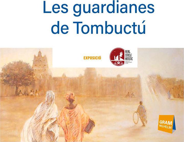 Presentación Les guardianes de Tombuctú