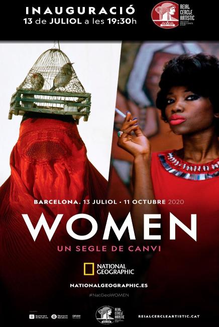 Exposición Women un segle de canvi