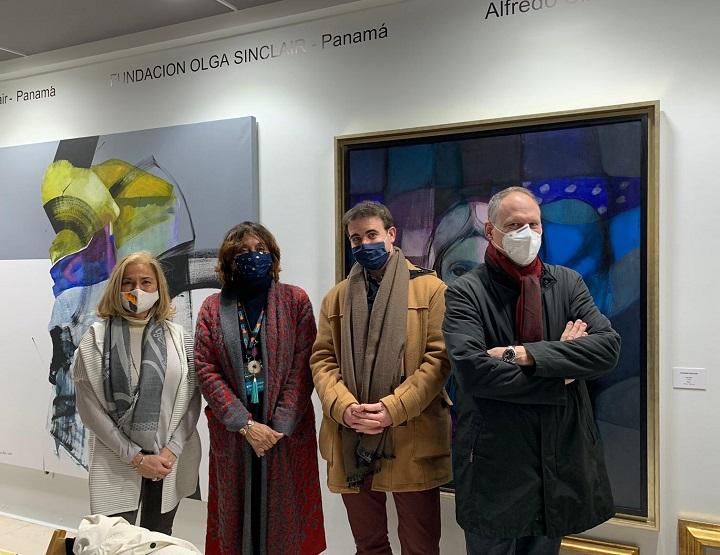 GRAM WILHELM_Artist Experience_exposición_Olga Sinclaire