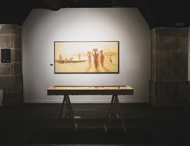 Evento exposición Las guardianas de Tombuctú