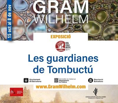 """Exhibition """"Les guardianes de Tombuctú"""""""