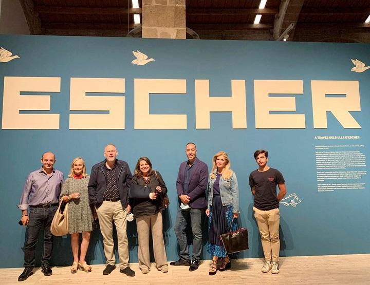 Visita exposición ESCHER